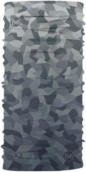 Buff Thermonet Multifunctional Headwear: Block Camo Gray, One Size