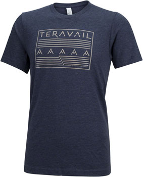 Teravail T-Shirt: Navy XL