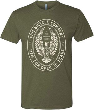 Black Medium FBM Paradigm T-Shirt