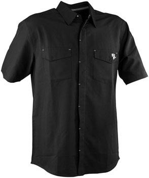 RaceFace Shop Men's Shirt: Black, LG