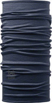 Buff Merino Wool Buff: Denim, One Size