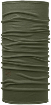 Buff Lightweight Merino Wool Multifunctional Headwear: Forest Night, One Size