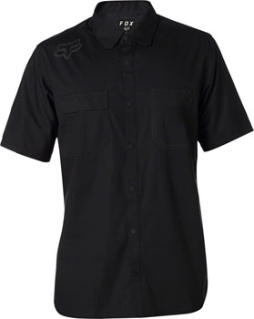 Fox Racing Redplate Flexair Work Shirt: Black 2XL