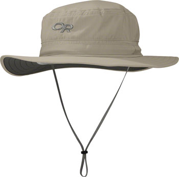 Outdoor Research Helios Sun Hat, Khaki, MD