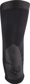 Fox Racing Knee Warmer: Black SM