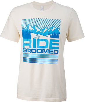 45NRTH Ride Groomed T-Shirt: Natural 2XL