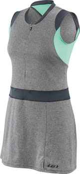Garneau Icefit 2 Women's Dress: Asphalt/Mojito MD
