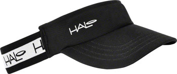 Halo Race Visor: Black, SM/MD
