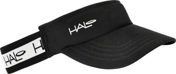 Halo Race Visor: Black, LG/XL