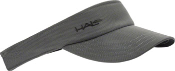 Halo Sport Visor: Gray, One Size