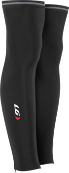 Garneau Leg Warmer 2: Pair~ Black~ LG