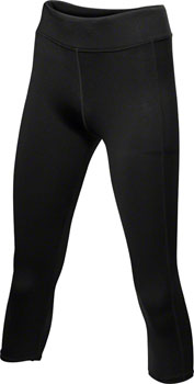 TYR Kalani Capri Women's Tights: Black LG