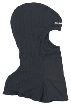 Craft Active Wind Stopper Balaclava: Black One Size