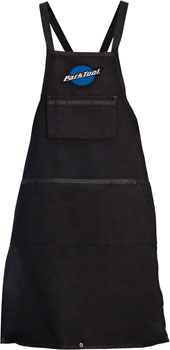 "Park Tool SA-3 Heavy Duty Shop Apron: 35"" Long, Black"