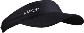 Halo Sport Visor: Black, One Size