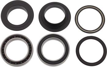 CeramicSpeed BB90 Bottom Bracket: 24mm Spindle, Black