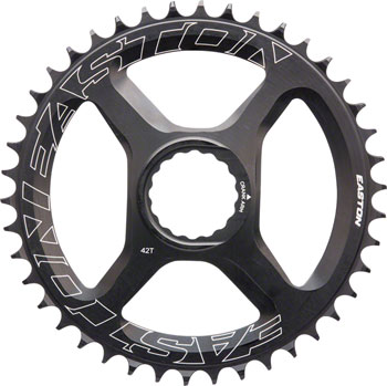 Easton  Direct Mount 42 Tooth Chainring, Black