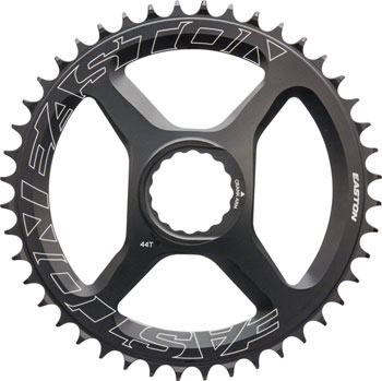 Easton Direct Mount 44 Tooth Chainring, Black