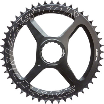Easton Direct Mount 48 Tooth Chainring, Black