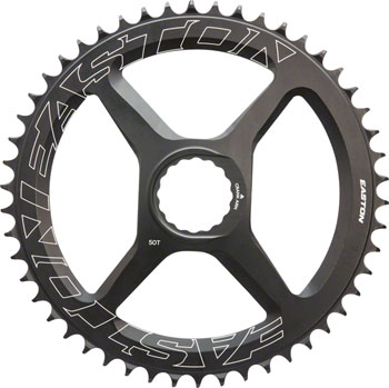 Easton  Direct Mount 50 Tooth Chainring, Black