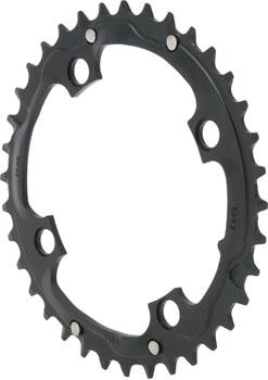 TruVativ Trushift 24T x 64mm Black Chainring Steel