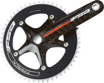 FSA Carbon Track 172.5mm 49T ISIS Crankset 144bcd~ Bottom Bracket Not Included