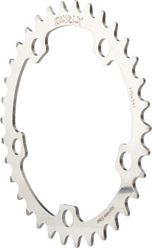Surly Stainless Steel Ring 36t x 110mm