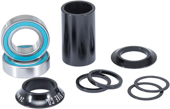 We The People Compact Mid Bottom Bracket For 24mm Spindle Black