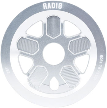 Radio 47 Leon Hoppe Signature Guard Sprocket 28t 24mm/22mm/19mm High Polished