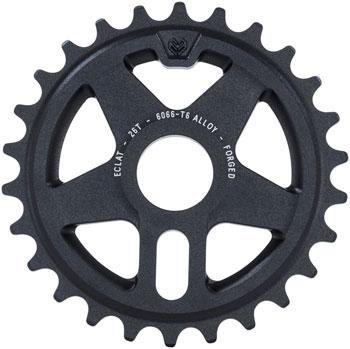 Eclat Onyx Bolt Drive Sprocket 25T 24mm/22mm/19mm Black