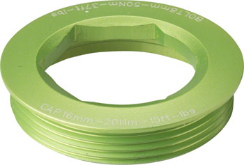 RaceFace CINCH Puller Cap with Washer 18mm XC/AM Green
