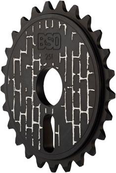 BSD Walla Sprocket 28t Black