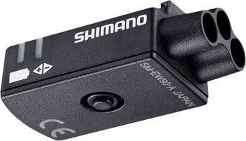 Shimano EW90-A Di2 Cockpit Junction Box 3-Port/ not for Flight Deck