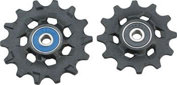 SRAM XX1, X01 Eagle Rear Derailleur Ceramic Bearing Pulleys, Fits GX Eagle