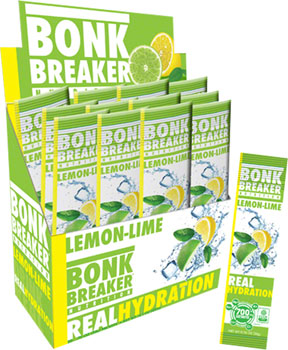 Bonk Breaker Hydration Drink Mix: Lemon Lime, Box of 20