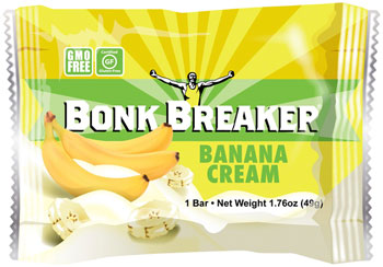 Bonk Breaker Energy Bar: Banana Cream, Box of 12