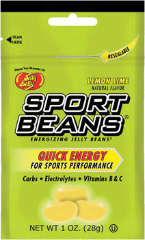 Jelly Belly Sport Beans: Lemon Lime, Box of 24