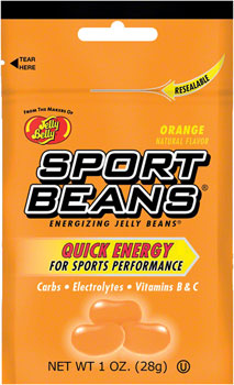 Jelly Belly Sport Beans: Orange, Box of 24