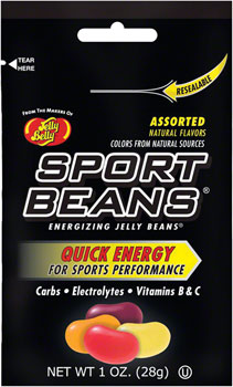 Jelly Belly Sport Beans: Assorted, Box of 24