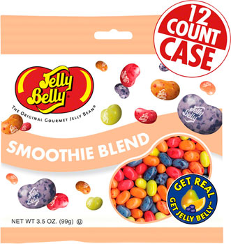 Jelly Belly Jelly Beans: Smoothie Blend, Box of 12