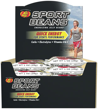 Jelly Belly Extreme Sport Beans: Assorted, Box of 24