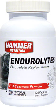 Hammer Endurolytes: Bottle of 120 Capsules