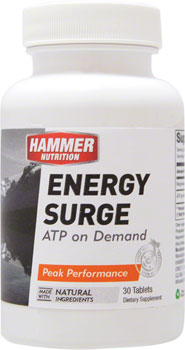 Hammer Energy Surge: Bottle of 30 Capsules