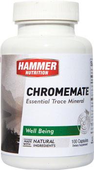 Hammer Chromemate Capsules: Bottle of 100 Capsules