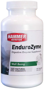 Hammer EnduroZyme: Bottle of 180 Capsules