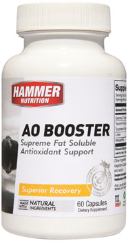 Hammer AO Booster: Bottle of 60 Capsules