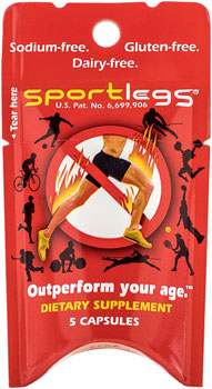 Sport Legs Nutritional Supplement: Single Dose Packet