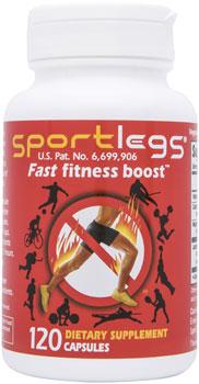 Sport Legs Nutritional Supplement: POP Restock, Box of 12