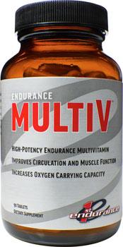 First Endurance Multi-V: 90 Capsules