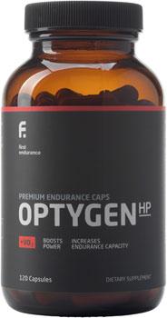 First Endurance Optygen HP 2019: 120 Capsules